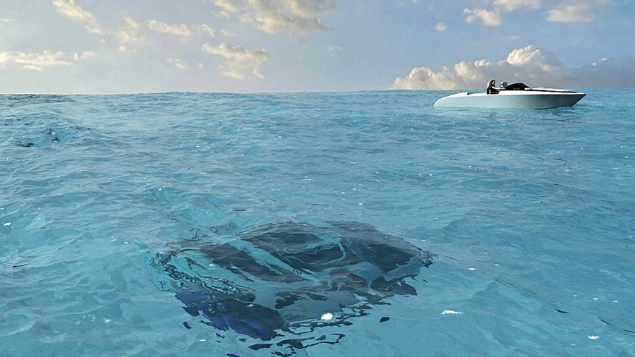Uboat Super yacht Sub 3- Undoubtedly the most compact 3-person submersible ever built