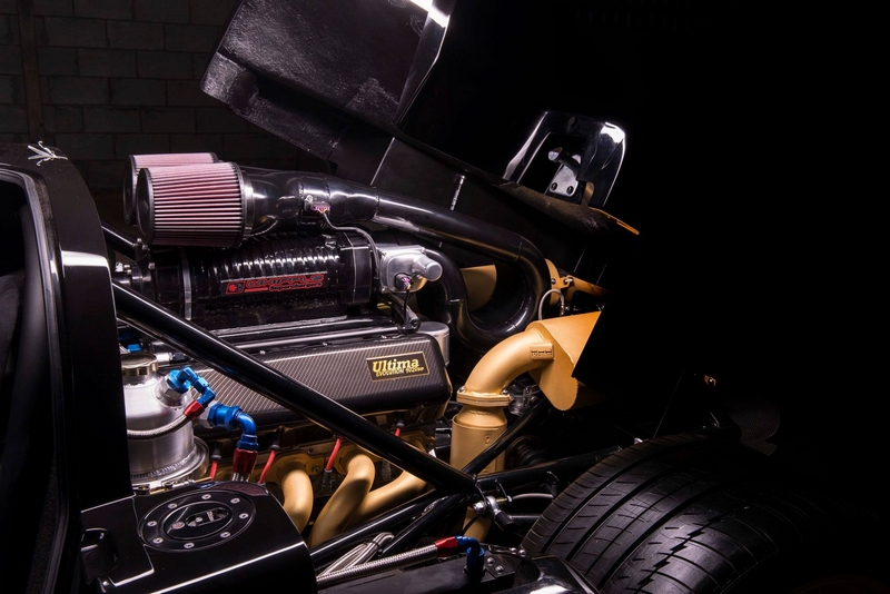 Ultima Sports - Ultima Evolution Coupe engine