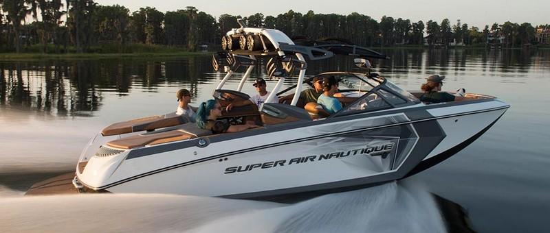 Ultrafast Super Air Nautique G23---