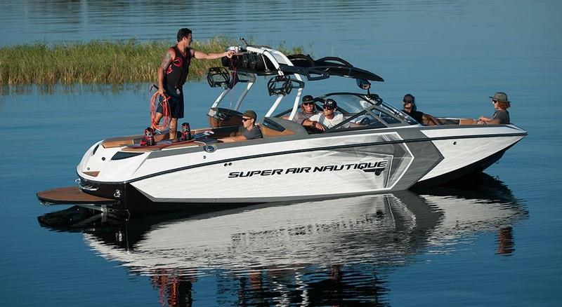 Ultrafast Super Air Nautique G23---lake