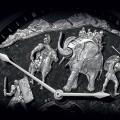 Ulysee Nardin Répétition Minutes Hannibal Westminster Carillon Tourbillon - details