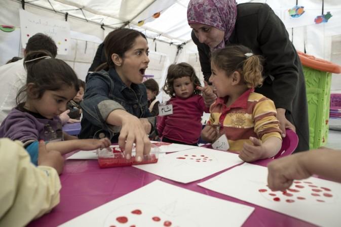 Chime for Change: Salma Hayek for Gucci-UNICEF partnership