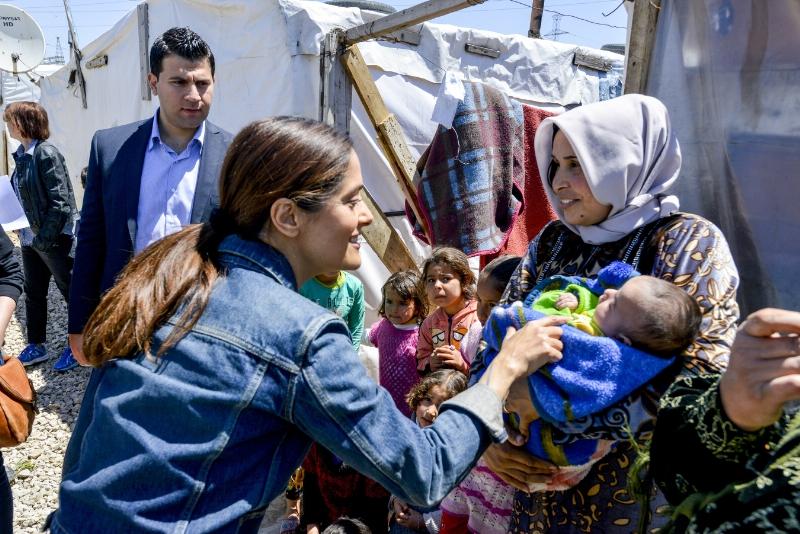 UNICEF Salma Hayek 7