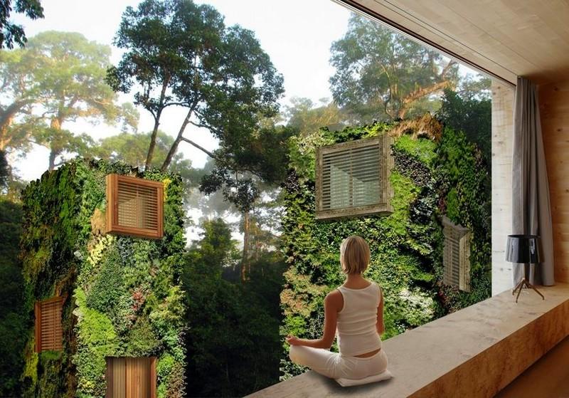 Urban Forest Neighborhoods- renderings