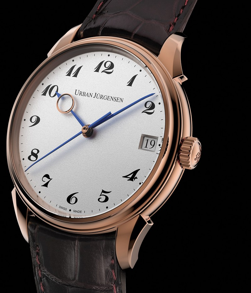 Urban Jürgensen 2016-The Jules collection Reference 2240 full watch