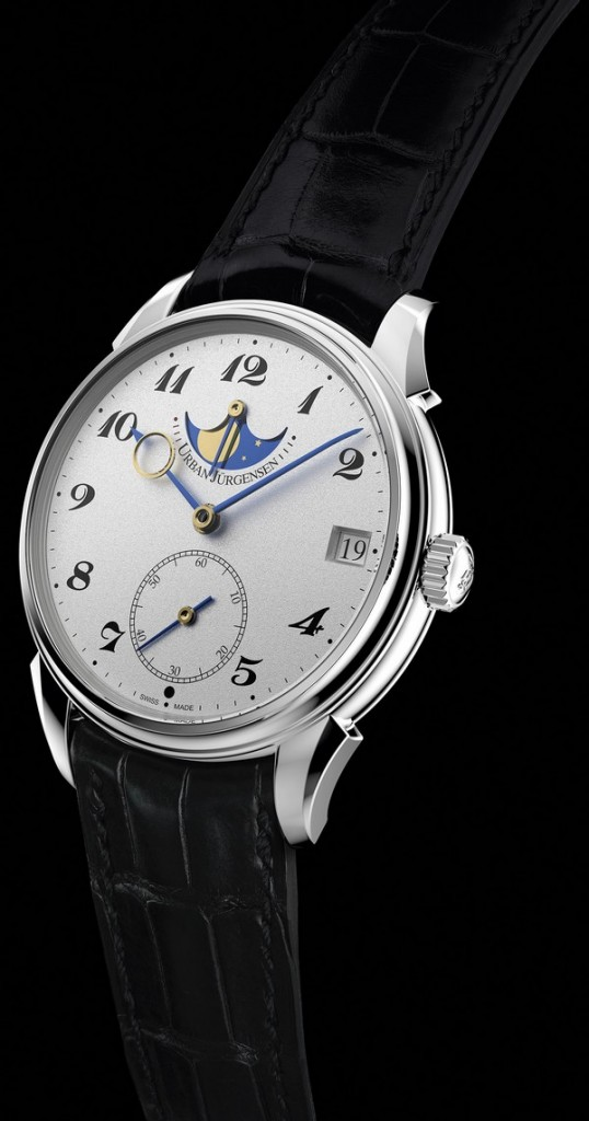 Urban Jürgensen 2016 -The Jules collection Reference 2340 full watch