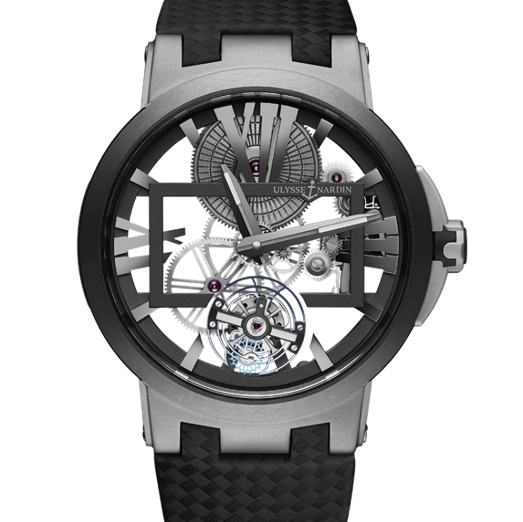Uysee Nardin__Executive Skeleton_Tourbillon watch 2 luxury 2com--