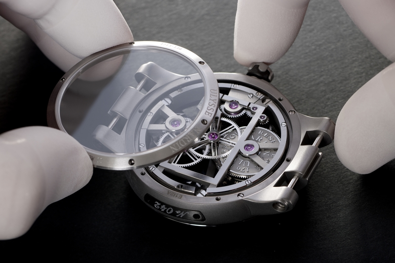 Uysee Nardin__Executive Skeleton_Tourbillon watch 2luxury2 com-