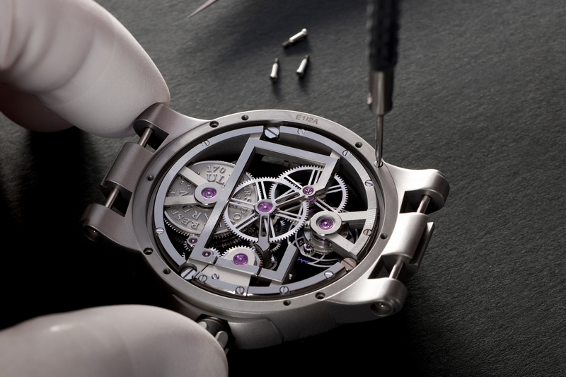 Uysee Nardin__Executive Skeleton_Tourbillon watch 2luxury2 com