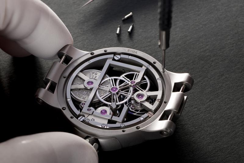 Uysee Nardin__Executive Skeleton_Tourbillon watch 2luxury2 com