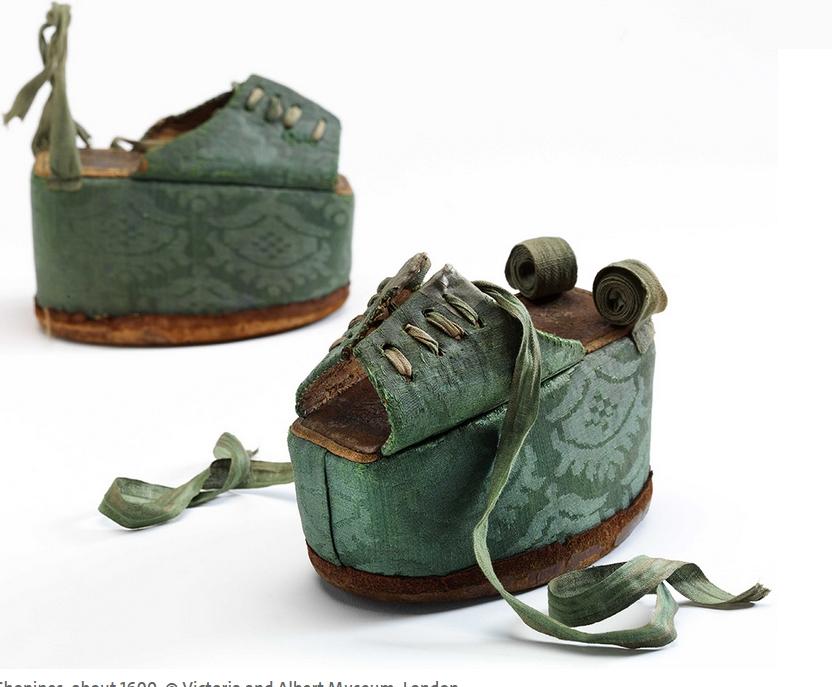 V & A Shoes pain or pleasure