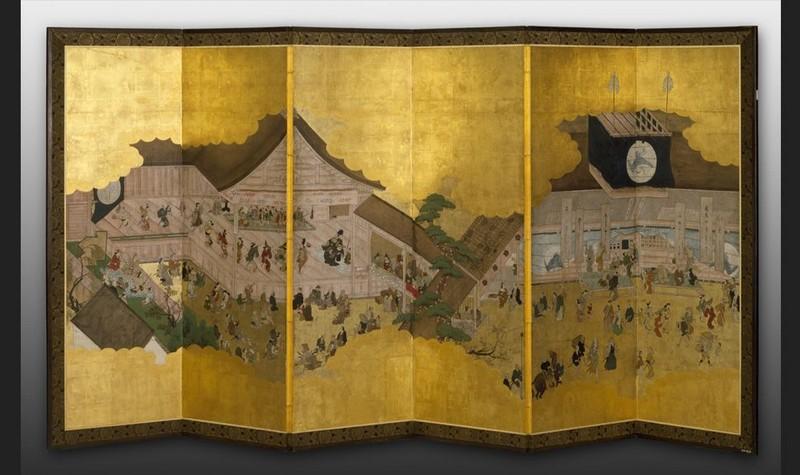 V&A to open Refurbished Toshiba Gallery of Japanese Art,Za Kabuki Theatre Japan