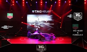 VIP party in Beijing for TAG Heuer & Formula E