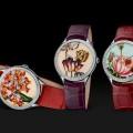 Vacheron Constantin unveils three new models from its Métiers d'Art Florilège collection