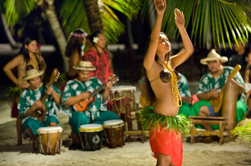 Vahine Island Private Resort Tahiti -Bora Bora Honeymoon