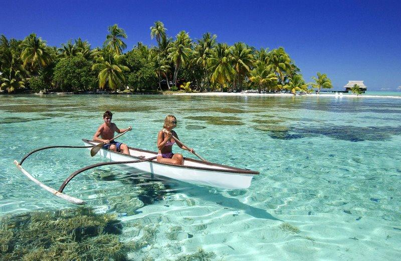 Vahine Island in French Polynesia-activities-