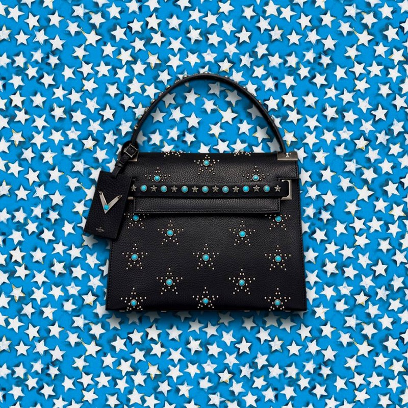 Valentino Star Studded Accessories 2016 Spring-