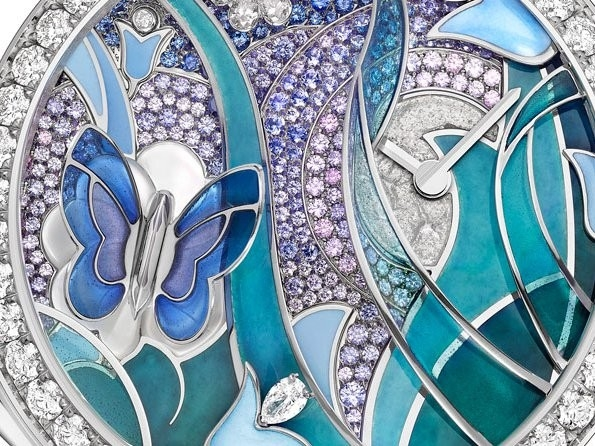 Van Cleef & Arpels – Lady Arpels Papillon Automate - poetic complications