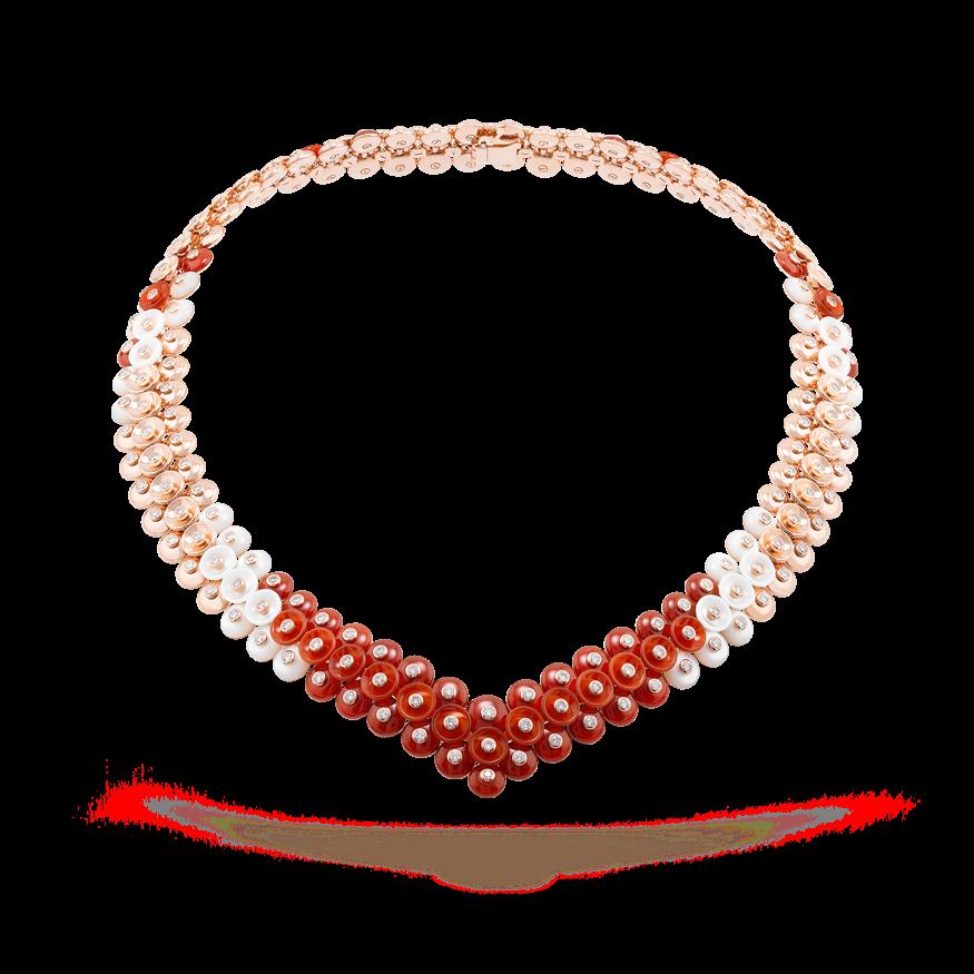 Van Cleef &  Arpels Bouton d'Or necklace
