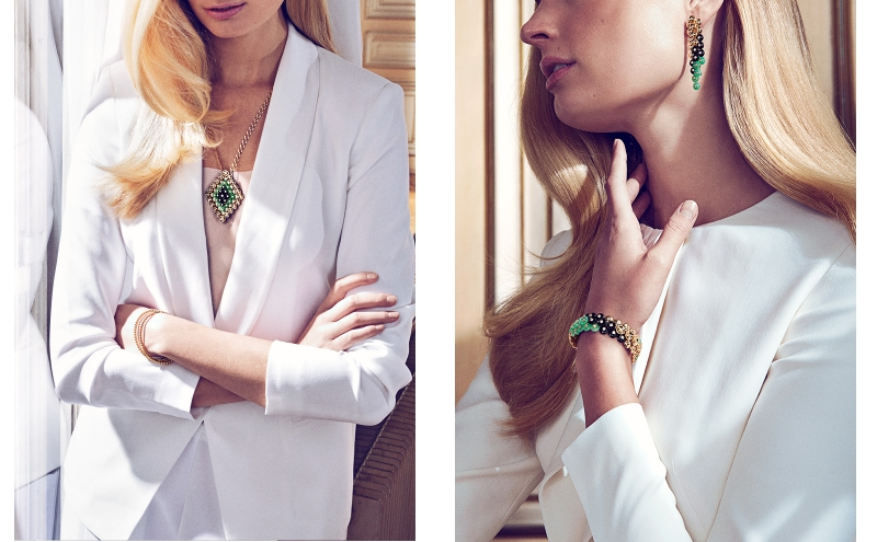 Van Cleef & Arpels Bouton d'or -collection 2016
