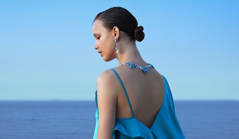 Van Cleef & Arpels Lagune Précieuse necklace --