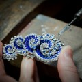 Van Cleef & Arpels -The Vagues Mystérieuses clip - Seven Seas High Jewelry collection-