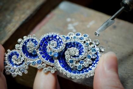 Van Cleef & Arpels Seven Seas High Jewelry collection