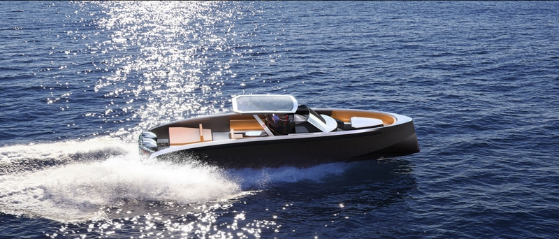 Vanquish VQ46 sport cruiser-