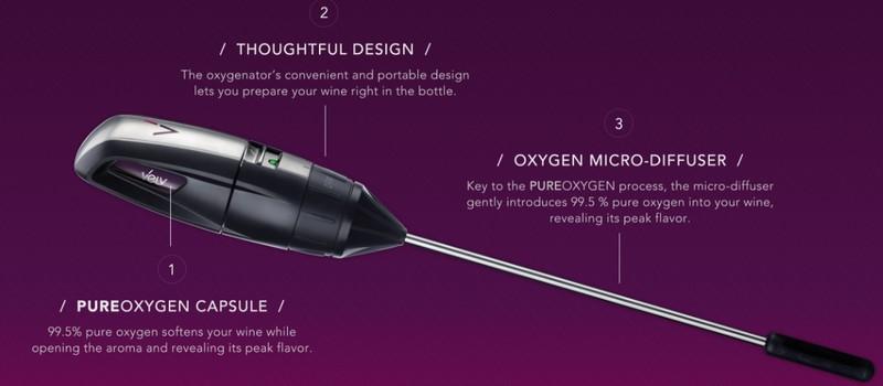 velv-wine-oxygenator