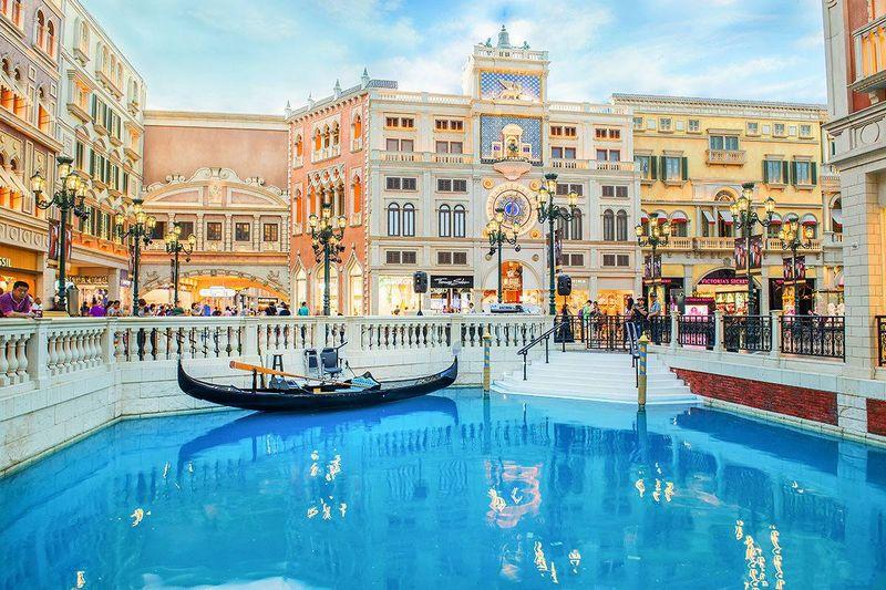 Venetian Macao -