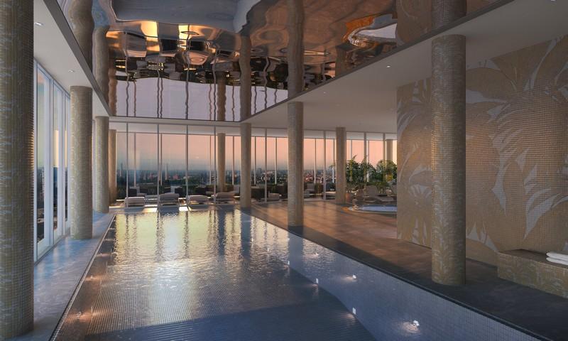Versace Home for London's Aykon Nine Elms