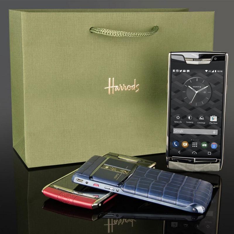 Vertu Luxury Smartphones_vertu new signature touch-