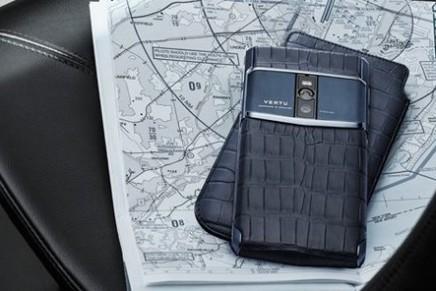 Vertu's highest ever technical performance handmade smartphone