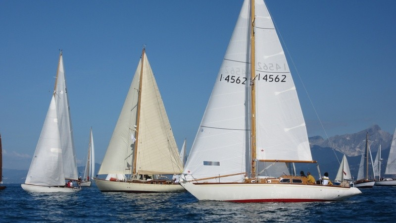 Viareggio Gathering of Historic Sailboats-