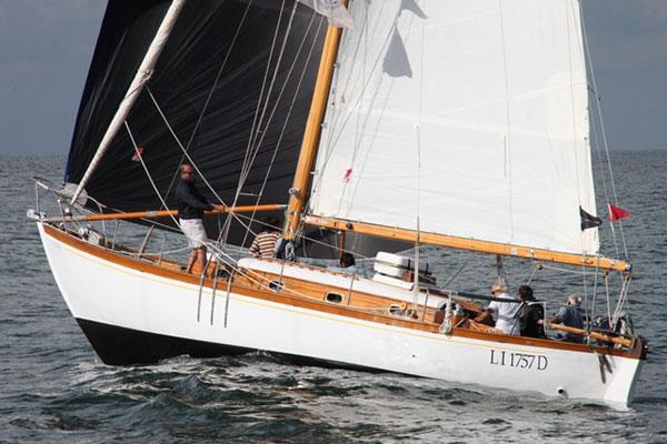 Viareggio Gathering of Historic Sailboats--