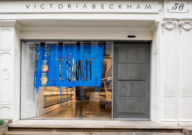 Victoria Beckham Dover Street store -