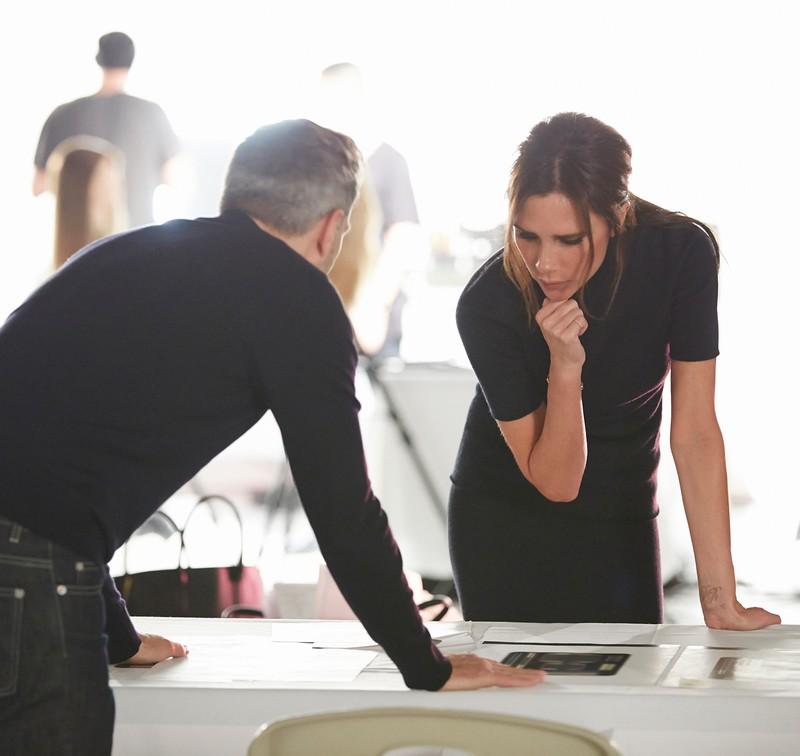 Victoria Beckham Estée Lauder Limited-Edition Makeup Collection for Fall 2016-