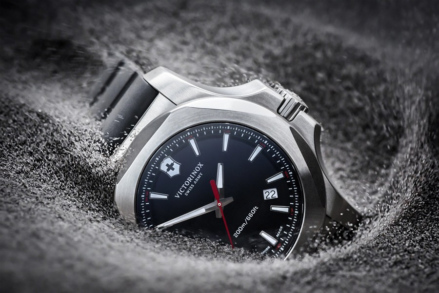 Victorinox I N O X The Toughest Wristwatch Out