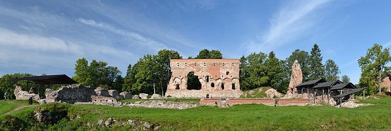 Viljandi, Estonia RUINs