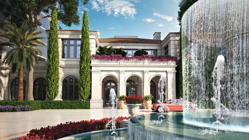 Villa Acqualina at The Estates at Acqualina