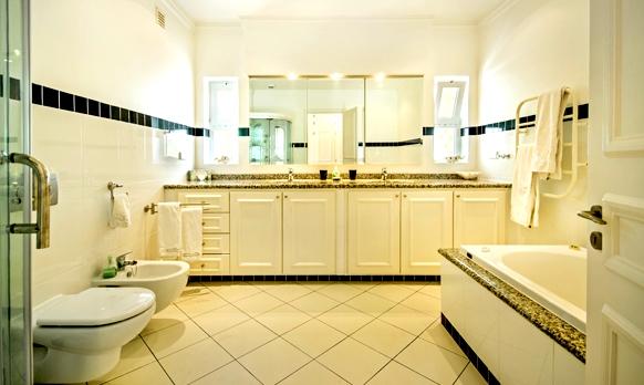 Villa Ayrton Senna-bathroom