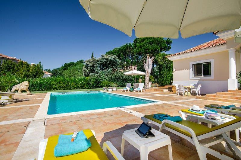 Villa Ayrton Senna-pool