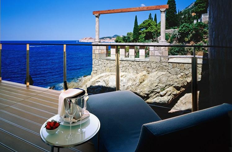 Villa Dubrovnik, Dubrovnik, Croatia-Loft Suite Terrace