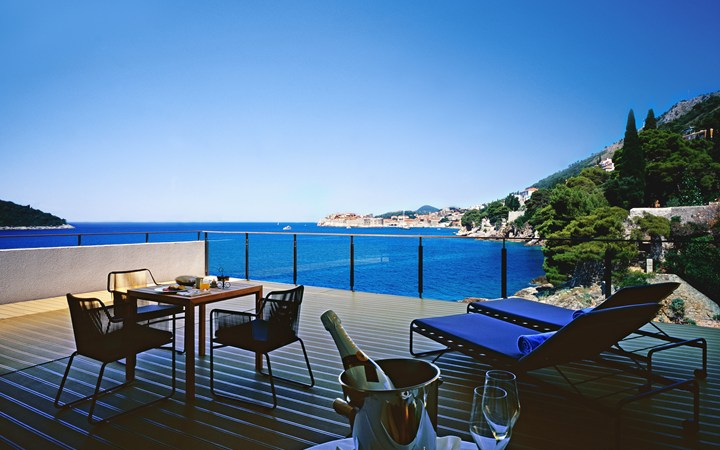 Villa Dubrovnik, Dubrovnik, Croatia