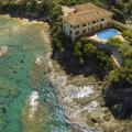Villa Godilonda in Castiglioncello Bulgari Jewelers famous villa -