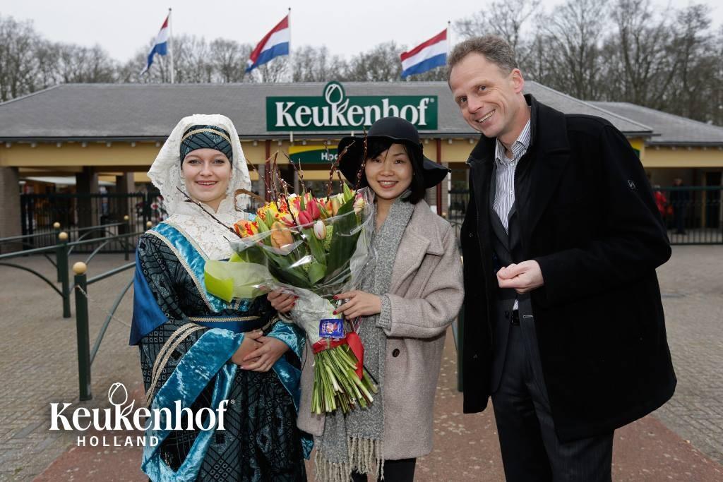 Visit Keukenhof-2015 season