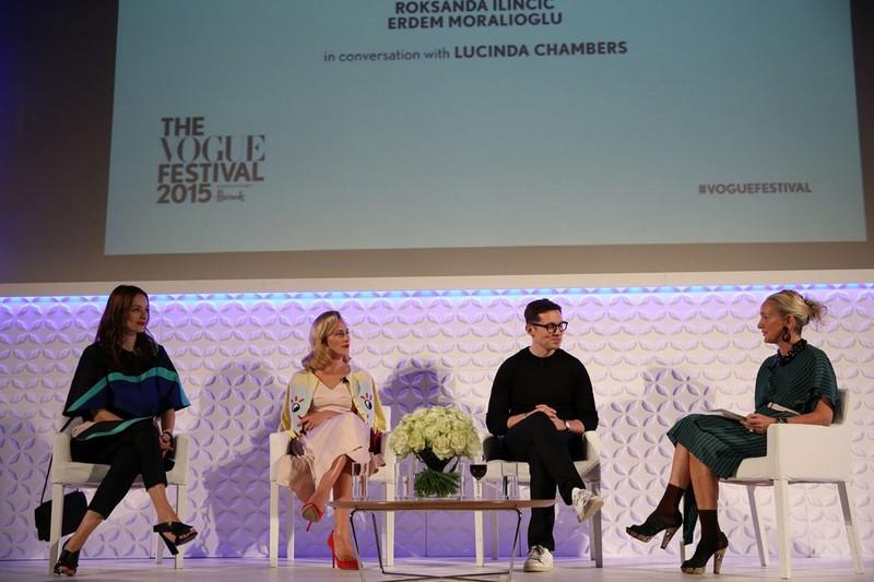 Vogue Festival 2015 speakers