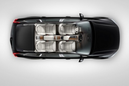 Volvo to take the covers off their most luxurious car yet