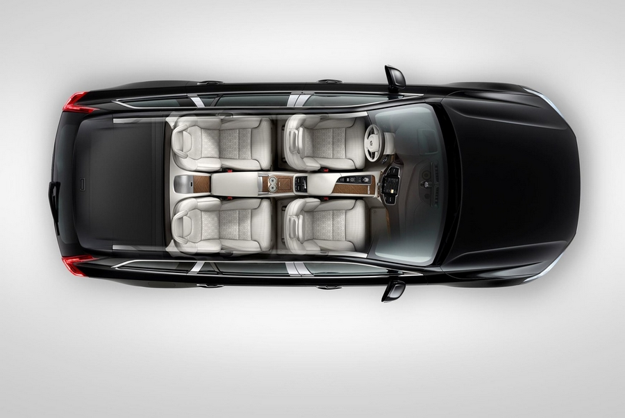Volvo XC90 'Excellence