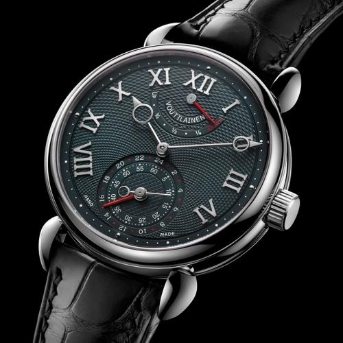 Voutilainen GMR watch - Baselworld 2015-